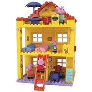 PlayBig Bloxx Peppa Pig Dům - Baukasten