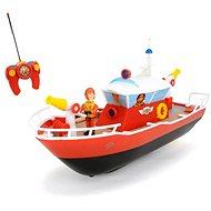 Dickie Požárník Sam člun Titan - RC model