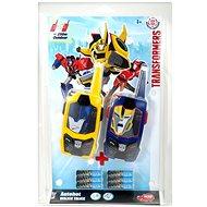 Dickie Transformers Vysílačky Walkie Talkie, 2 druhy - Autobot