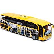 Dickie Autobus Holiday Traveller žlutý - Auto