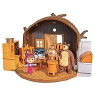 Simba Máša a medvěd Dům medvěda - Příslušenství k panence