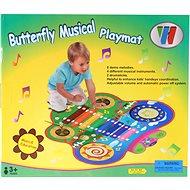Hrací koberec Piáno - Podložka do dětského pokoje