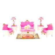 Glorie Obývák Deluxe - Nábytek pro panenky