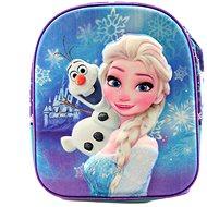 Frozen Elsa a Olaf 3D - Batoh