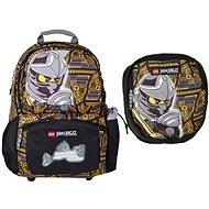 LEGO Ninjago Cole Freshmen - 2 dílný set - Školní batoh