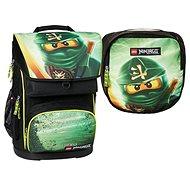 LEGO Ninjago Lloyd Maxi - 2 dílný set - Školní batoh
