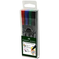 Faber-Castell Slim Multi Purpose Marker, 4 ks - Marker