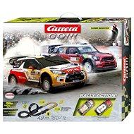 Carrera GO 62434 Rally Action - Autobahn für Kinder