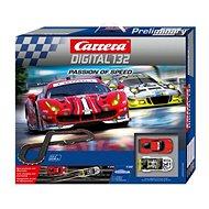 Carrera D132 30195 Passion of Speed - Autobahn für Kinder