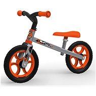 Smoby Cykloodrážedlo oranžové - Bobby Car