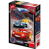 Cars 3: Vítězné Kolo 100Xl Neon - Puzzle