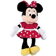 Minnie s červenými šaty - Plyšová hračka