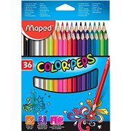 Maped Color Peps, 36 barev - Bürobedarf-Set
