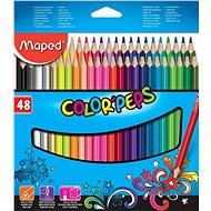 Maped Color Peps, 48 barev - Bürobedarf-Set