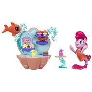 My Little Pony Podmořský hrací set Pinkie Pie - Zvířátko