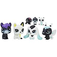 Littlest Pet Shop Černobílý set 8 ks C2827 - Tier