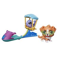 Littlest Pet Shop Paragliding Pets - Tier
