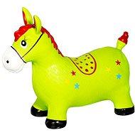 Skákací koník zelená