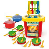 Wader Kuchyň s nádobím