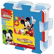 Pěnové puzzle Mickey - Pěnové puzzle
