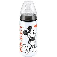 NUK láhev Disney Mickey 300 ml černá - Dětská láhev