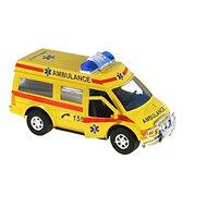 Mikro Trading Auto ambulance