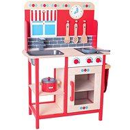Bigjigs Dřevěná dětská kuchyňka - Herní set