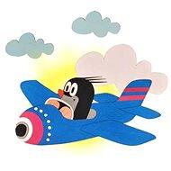 Dodo Krteček v letadle - Dětská lampička