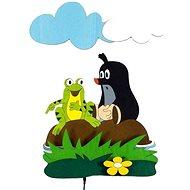 Dodo LED Krtek a žabka - Dětská lampička