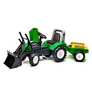 Traktor Lander Z240X - Trettraktor