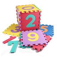 Čísla 10 ks - Pěnové puzzle