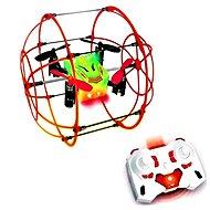 Rolující dron