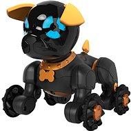 WowWee Chippy černý - Interaktivní hračka