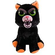 Feisty Pets Kočka černo-bílá - Plyšová hračka