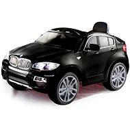 BMW X6 - černé - Elektrické auto