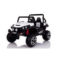 RSX - bílé - Elektrické auto