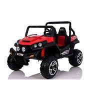 RSX - červené - Elektrické auto
