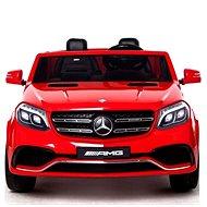 Mercedes-Benz GLS 63 - červené - Elektrické auto