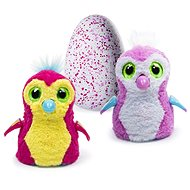 Hatchimals Pengualas růžová