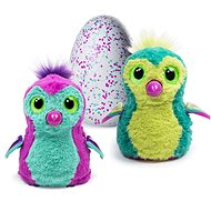 Hatchimals Pengualas teal - Interactive Toy