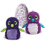 Hatchimals Draggles fialové - Interaktives Spielzeug