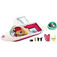 Mattel Barbie Magický delfín člun - Spielset