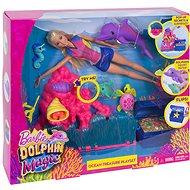 Mattel Barbie Magický delfín hrací set - Spielset