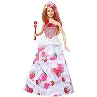 Mattel Barbie Jahůdková princezna - Puppe