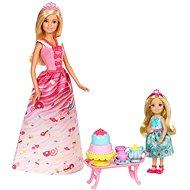 Mattel Barbie Sladký čajový dýchánek - Puppe
