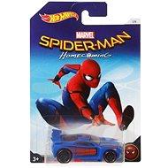 Hot Wheels -Tématické Auto - Marvel Spiderman - Auto