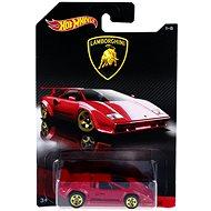 Hot Wheels -Tématické Auto - Lamborghini - Auto