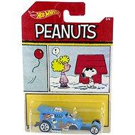 Hot Wheels -Tématické Auto - Peanuts - Auto