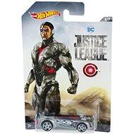 Hot Wheels -Tématické Auto - DC Justice League - Auto