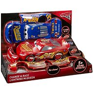 Cars 3 Change & Race Lightning McQueen - Toy Vehicle